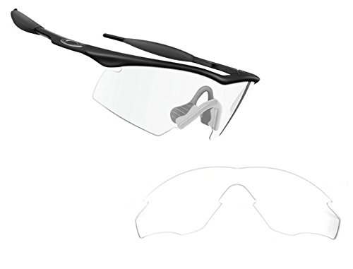Best SEEK OPTICS Replacement Lenses Oakley M2 FRAME - Non-Polarized - Sunglasses Costa Frames Clear