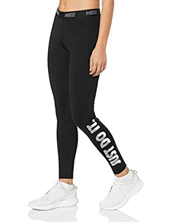 Nike Women's Training Tights AJ4992-010, Black/White, XS