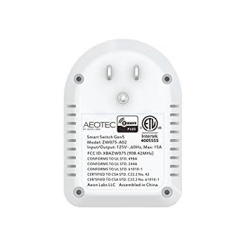 Ge Z Wave Wireless Smart Lighting Control Appliance Module