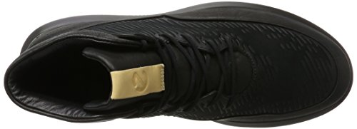 Black Top Black Men's ECCO Fashion Premium High Scinapse Sneaker wfaxS0gRx