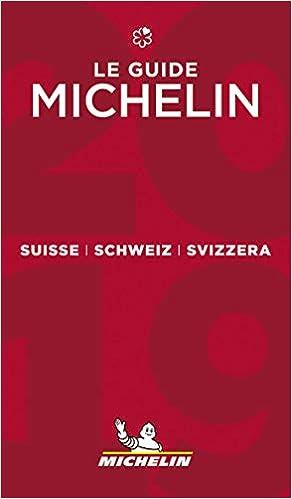 Risultati immagini per guida michelin suisse 2019