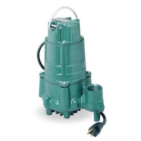 "Zoeller 1 HP 1-1/2"" Submersible Sump Pump 115V"
