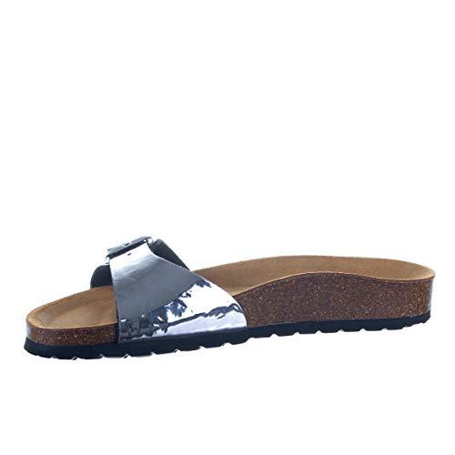 Donna Grigio sandali Plakton Sabot Sabot Plakton sandali wFf1OqO
