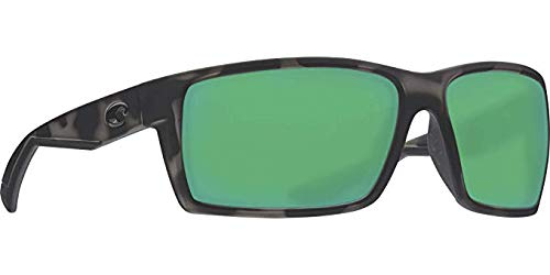 9cbc0f288dae Costa Del Mar - Ocearch Reefton - Tiger Shark Frame-Green Mirror 580 Glass Polarized  Lenses