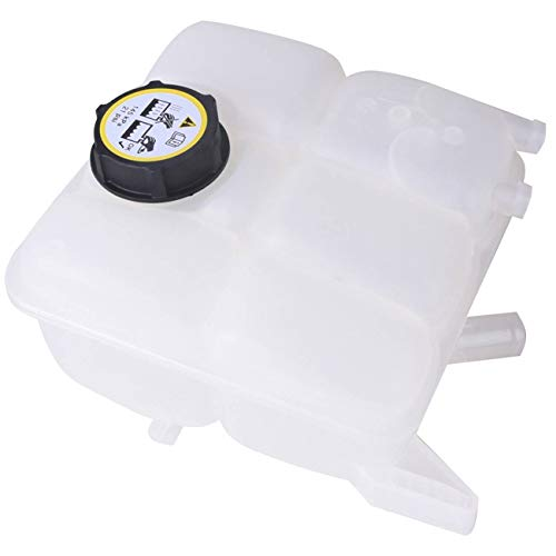 Price comparison product image TOPAZ CV6Z-8A080-A Coolant Reservoir Expansion Tank with Cap for Ford Escape Focus Transit Connect C-Max