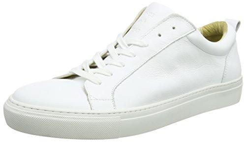 Scarpa Dellorso Herren Decano Weiß L Calzatura (bianco)