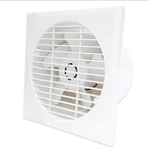 XDDDX キッチンバスルーム窓ガラス人工呼吸器のためのラウンド排気ファン、天井およびウォールマウント排気ファン