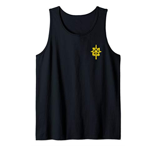 Army Military Intelligence Branch Tank Top