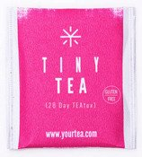 Gluten Free Tiny Tea Teatox (28 Day Detox Tea)- Your Tea Natural Blends, Created by Traditional Chinese Medicine Practitioners by Your Tea