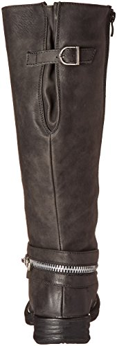 2 Lips Too Womens Find Harness Boot Black 62frWwz8