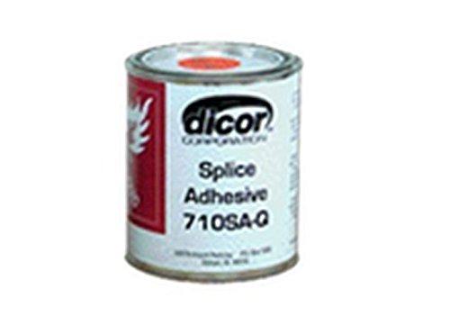 Rubber Roof Adhesive - Dicor 710SAQ Splicing Adhesive -