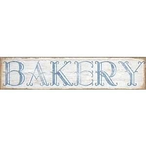 wooden bakery sign - 8