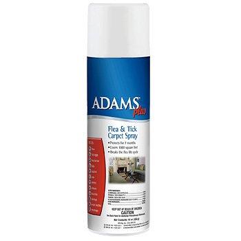 Adams Plus Flea and Tick Carpet Spray, 16 Oz