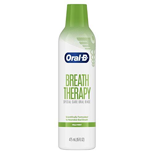 Oral-B Breath Therapy Special Care Oral Rinse, 16 fl oz