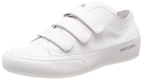 Women's Bianco White Candice Trainers Cooper Weiß Crust ZXfqwUx5q
