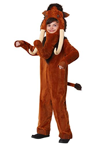 Ice Age Manny the Mammoth Childrens Costume Small