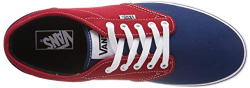 Veh Blue Atwood Logo sidewall Multicolore Vans red canvas Sailor M Oxbloo vqZxZfw