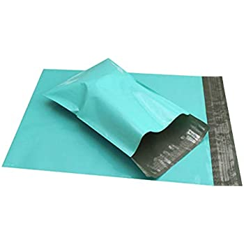 100 9x12 Mailing Bags Envelopes White Plastic Poly Mailers Self Sealing 2.5 MIL