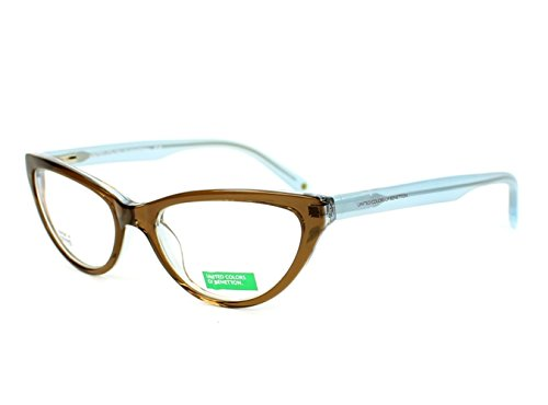optical-frame-benetton-acetate-brown-azure-be259-03