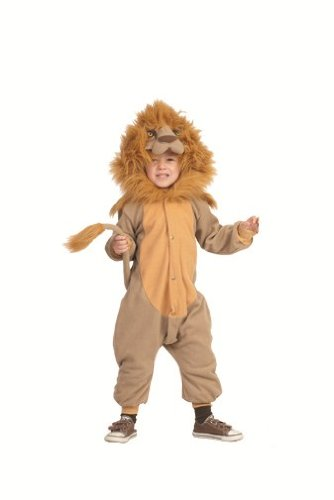 Lee the Lion Funsie Toddler Costume