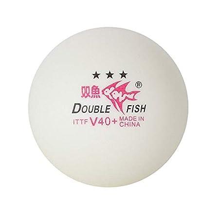 VCB 10 St/ück /üben Ping-Pong-Ball Tischtennisball-Match-Trainingsger/äte gelb