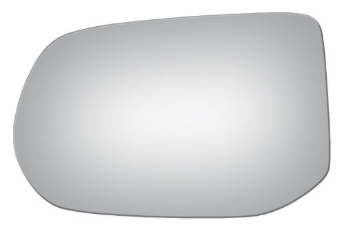 Flat Driver Side Replacement Mirror Glass for 2006-2010 HONDA CIVIC