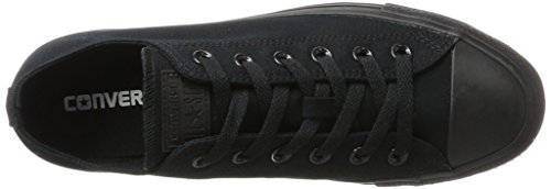 Converse Chuck Taylor - All Star - Canvas Low Top Sneaker Schwarz-Monochrom