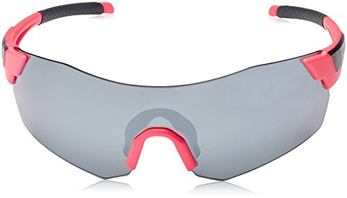 Smith Pivlock Arena Max/N Lunettes de Soleil Reactor Pink/Platinium + Ignitor + Transparent