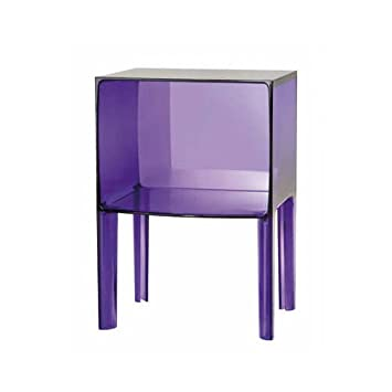 Kartell 3220v4 Kommode Small Ghost Buster Violett Amazon De Kuche