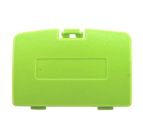 Battery Game Cover Boy Color (Replacement Battery Back Cover Case Door Lid For Gameboy Color GBC (Green ))