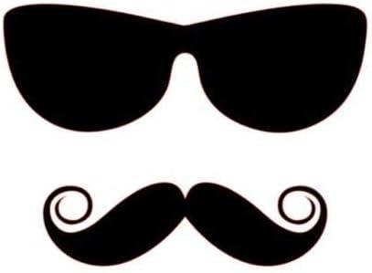 Mustache Vinyl Decal-Style 14