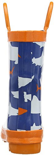Hatley Sharks - Escarpines para niños Blau (Blue)