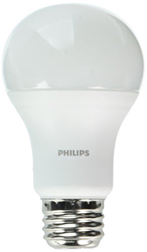 Philips 455717 100W Equivalent Daylight A19 LED Light Bulb 14W 5000K E26