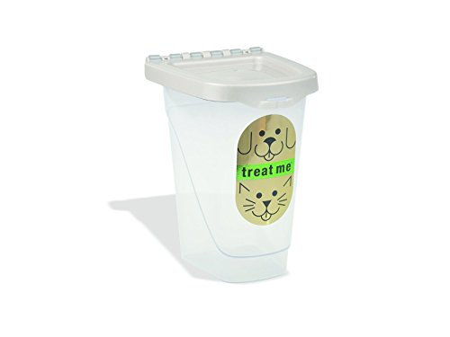 Van Ness Pet Treat Container, 2 Pound - Van Ness Food Scoop