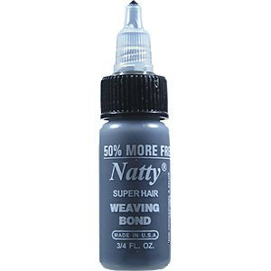 NATTY Super Hair Weaving Bond 3/4oz ()