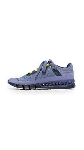adidas von Stella McCartney Damen CC Revolution W Sneakers Super Lila / Legend Blau / Yello