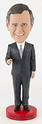 Royal Bobbles George H. W. Bush Bobblehead
