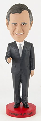 Royal Bobbles George Bush Bobblehead