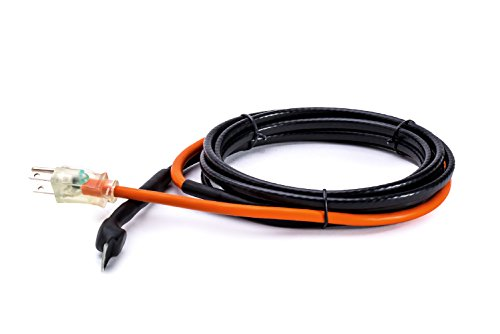 Warmall 40 Feet Electric Pipe Heating Cable by Warmall