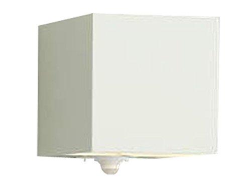 コイズミ照明 人感センサ付ポーチ灯 マルチタイプ 上下面照射 オフホワイト AU42361L B00Z51C9AS 11496