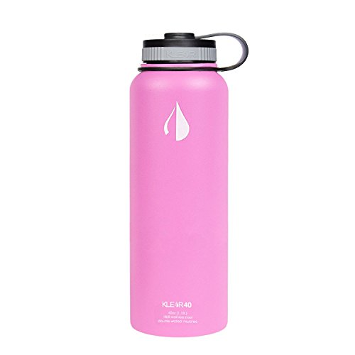 Klear Bottle - 40 Oz Insulated Stainless Steel Water Bott...