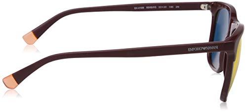 Matte 55986q Bordeaux Armani EA4105 Sonnenbrille Emporio qHWtPUnZIH