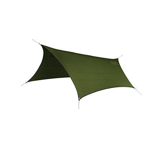 ENO Eagles Nest Outfitters - ProFly Sil Nylon Rain Tarp, Lichen