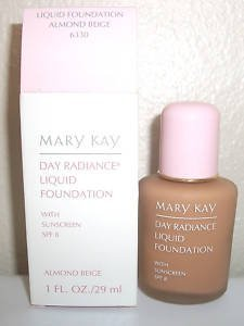 Mary Kay Liquid Foundation ~ Almond Beige (Mary Kay Foundation Almond Beige)