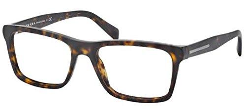 Prada PR06RV Eyeglasses-HAQ/1O1 Matte - Frames Men Prada