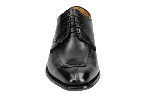 Gordon & Bros Men's Milan 5662 Flex G Chukka Boots Black ve7xL
