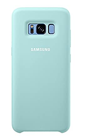 best website 9cdb6 eaa3f Samsung Galaxy S8+ Silicone Cover (Blue)