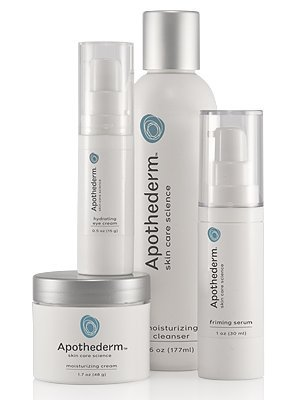 Apothederm Anti-Aging System, 9.2 Ounce