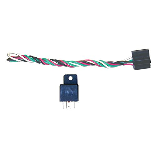 Nitrous Express 15515 60 Amp 5 Terminal Relay and 5 Wire Harness ()