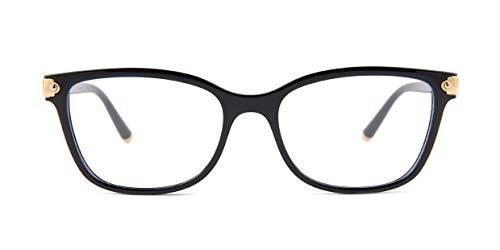(Dolce & Gabbana Eyeglasses D&G DG5036 DG/5036 501 Black/Gold Optical Frame)